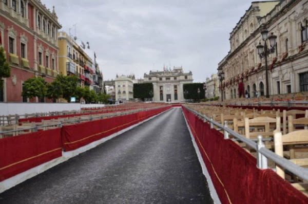 Al Consejo de Sevilla le quedan 491.000 euros tras devolver el dinero de las sillas