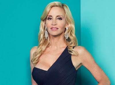 Irealhousewives The 411 On American International Real Housewives Camille Grammer S Malibu