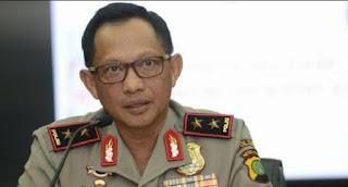 Kapolri  Saat ini Pihak Kepolisian Tengah Mencari Video Asli tuk Bisa Tahan Ahok - Commando