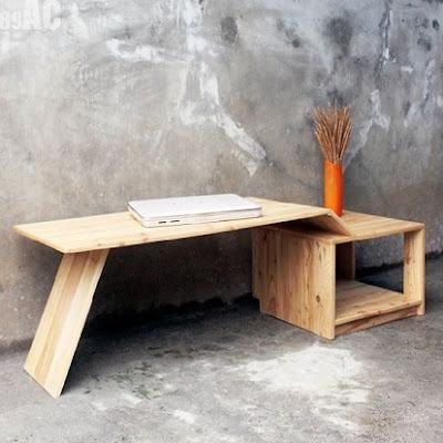 Membuat desain meja kerja sendiri