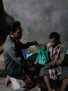 DPC. PKB Kab Cirebon Support dan Apresiasi Atas Kegiatan Posko Pencegahan Penyembaran Covid-19 RW.01 Pasalakan