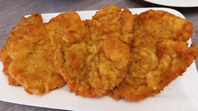 Bečki Odrezak ▪️ Wiener Schnitzel
