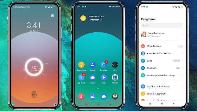 Pixel Droid 11 Themes for Realme UI dan ColorOS