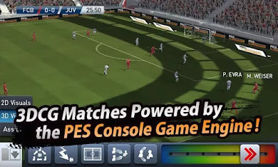 pes club manager apk indir