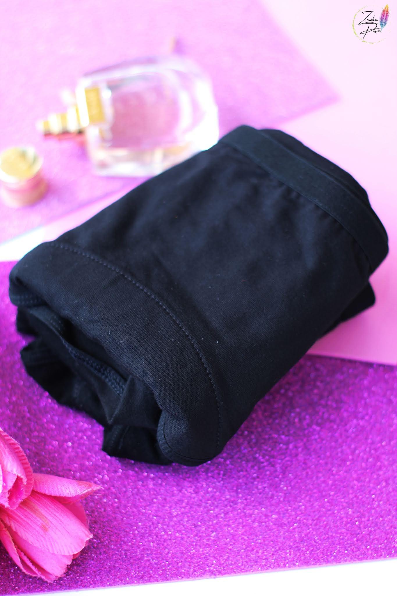 Ochrona / Wygoda / Spokój - majtki menstruacyjne - WIMIN