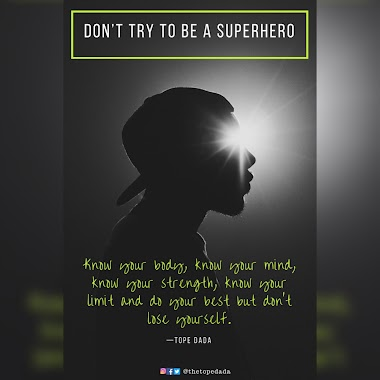 Monday Motivation with Tope Dada