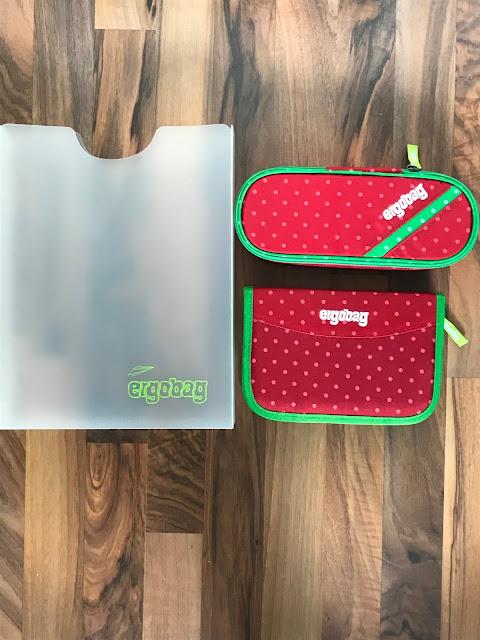 ergobag Pack - Heftebox und Federmäppchen