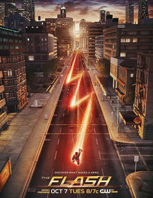 Download The Flash 1ª Temporada Completa (2015) Gratis