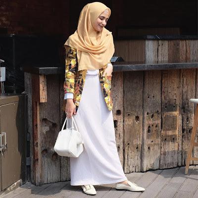 baju kerja kantor shireen sungkar 2019
