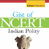 Gist of NCERT Indian Polity pdf Notes in English for Civil Services