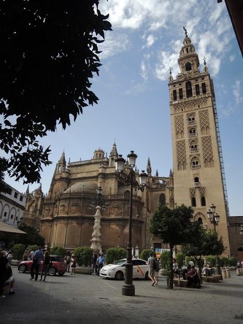 Sevilla 2H1M – Bahagian 4: La Giralda