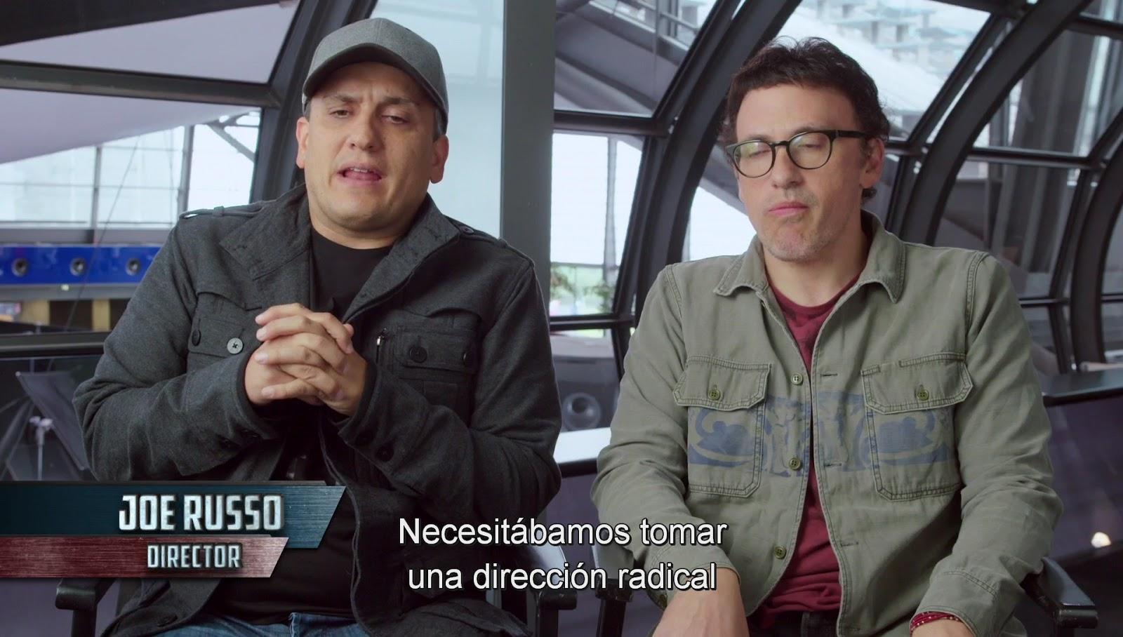 Captain America: Civil War/Capitán América: Civil War