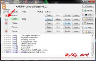instal-MySQL-via-Xampp