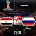 ملخص مباراة مصر وروسيا.. المنتخب المصري يخسر بثلاثية من روسيا ويحقق هدفاً واحداً بقدم محمد صلاح