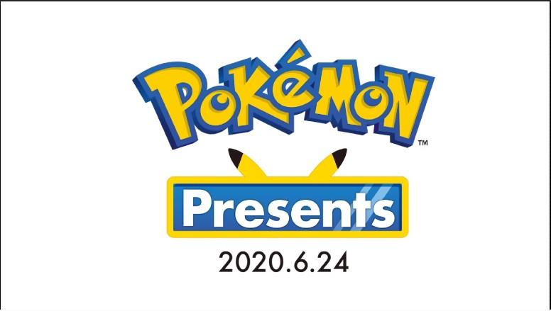 Pokémon Presents 24 Junho 2020