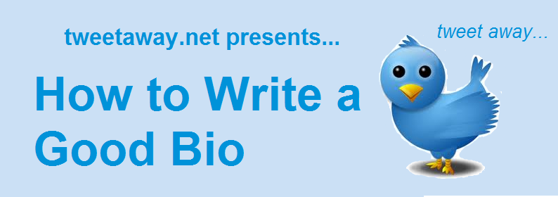 How to write a good bio for online dating