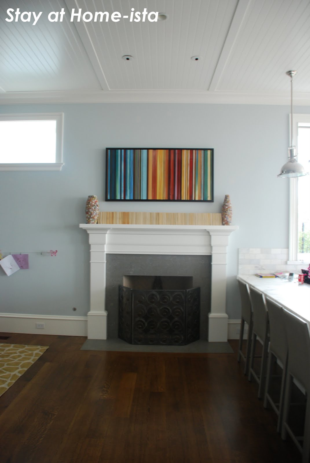 A Tale Of Two Fireplaces Part One Stay At Home Ista