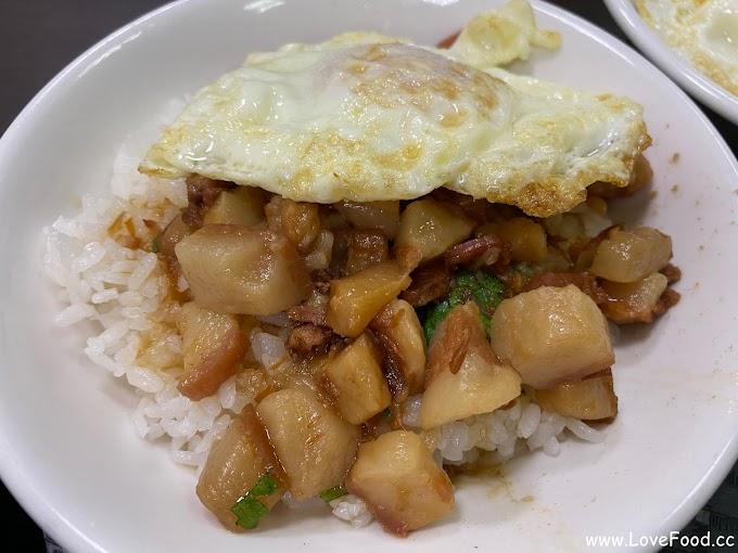 高雄橋頭-黃家肉燥飯-在地平價美味-來糖廠的推薦餐點-huang jia rou zao fan