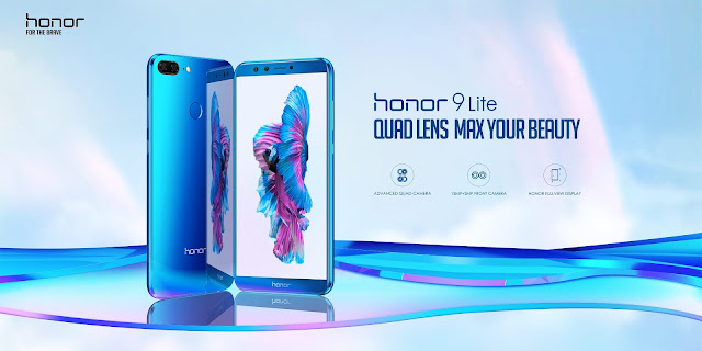 Unlock Honor 9 Lite