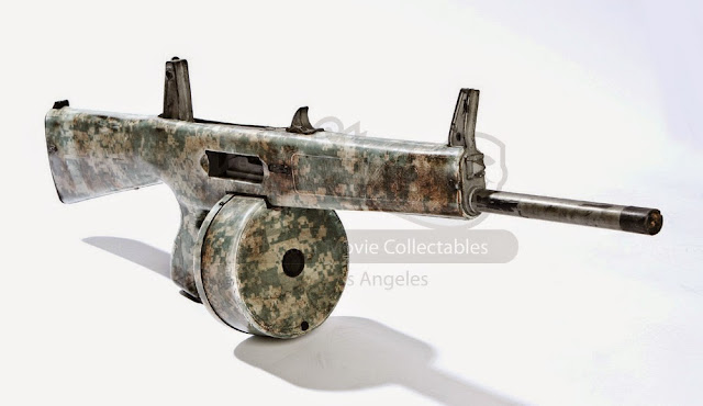 GWA AA-12. Um fuzil, uma metralhadora ou uma espingarda