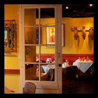Bosley Dining Area