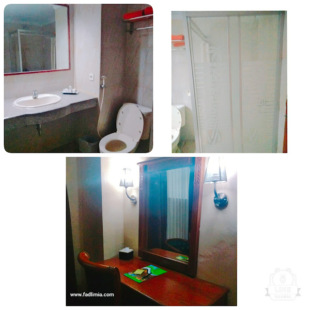 Toilet-di Madani-Hotel
