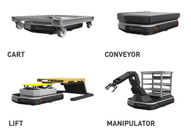 고든의 블로그 구글 분점: 물류 자동화를 돕는 로봇 OTTO