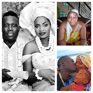 Singer Duncan Mighty in domestic violence saga, allegedly beat wife up!
