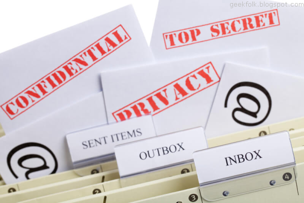 Keep All Your Emails Private