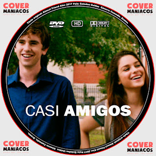 GALLETA CASI AMIGOS - ALMOST FRIEND - 2017
