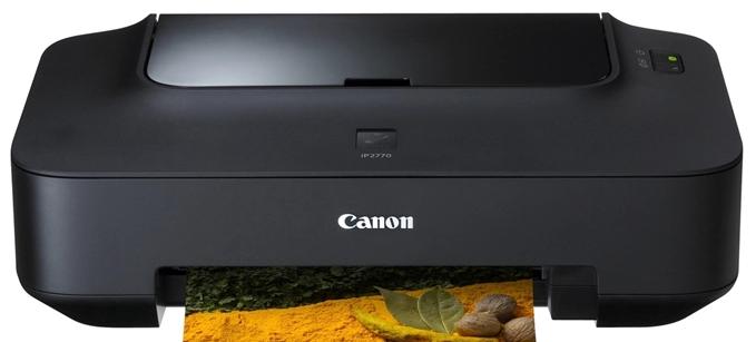 Download Driver Canon PIXMA iP2770 Printer for All Windows and Mac