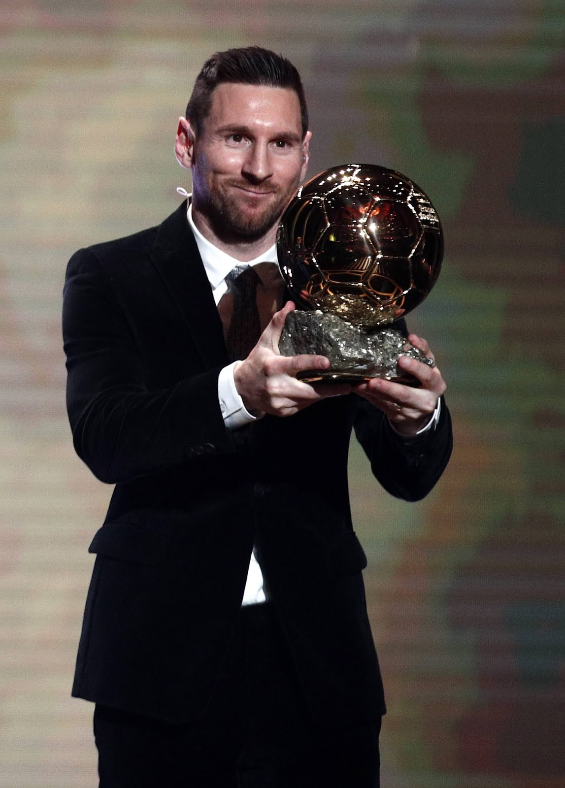 The inimitable Lionel Messi