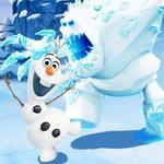 لعبة وحش الثلج