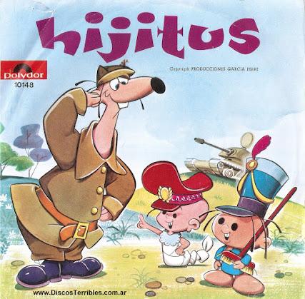 Hijitus - Larguirucho soldado
