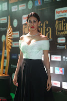 Amyra Dastur in White Deep neck Top and Black Skirt ~  Exclusive 002.JPG