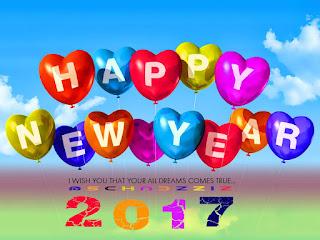 Kata Mutiara Ucapan Selamat Tahun Baru 2017