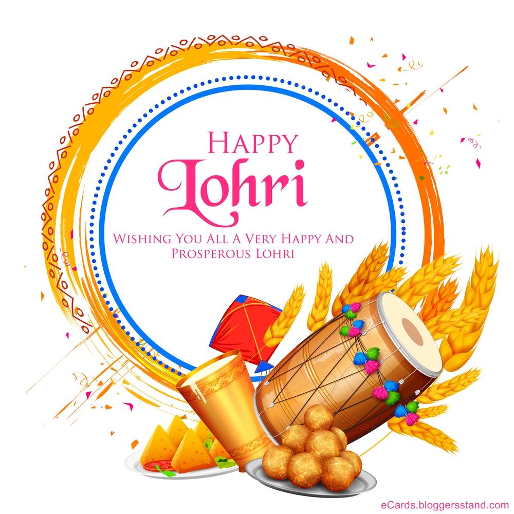 Happy lohri 2021 wish message for everyone