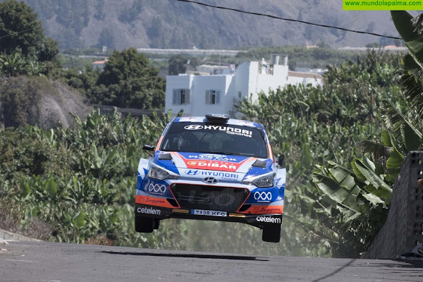 El Rally Senderos de La Palma regresa con un itinerario espectacular