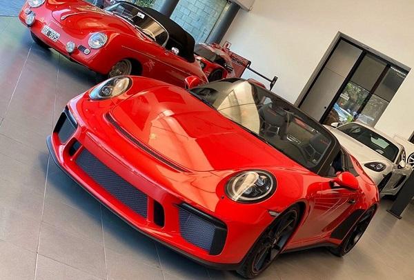 Porsche 911 Speedster Argentina