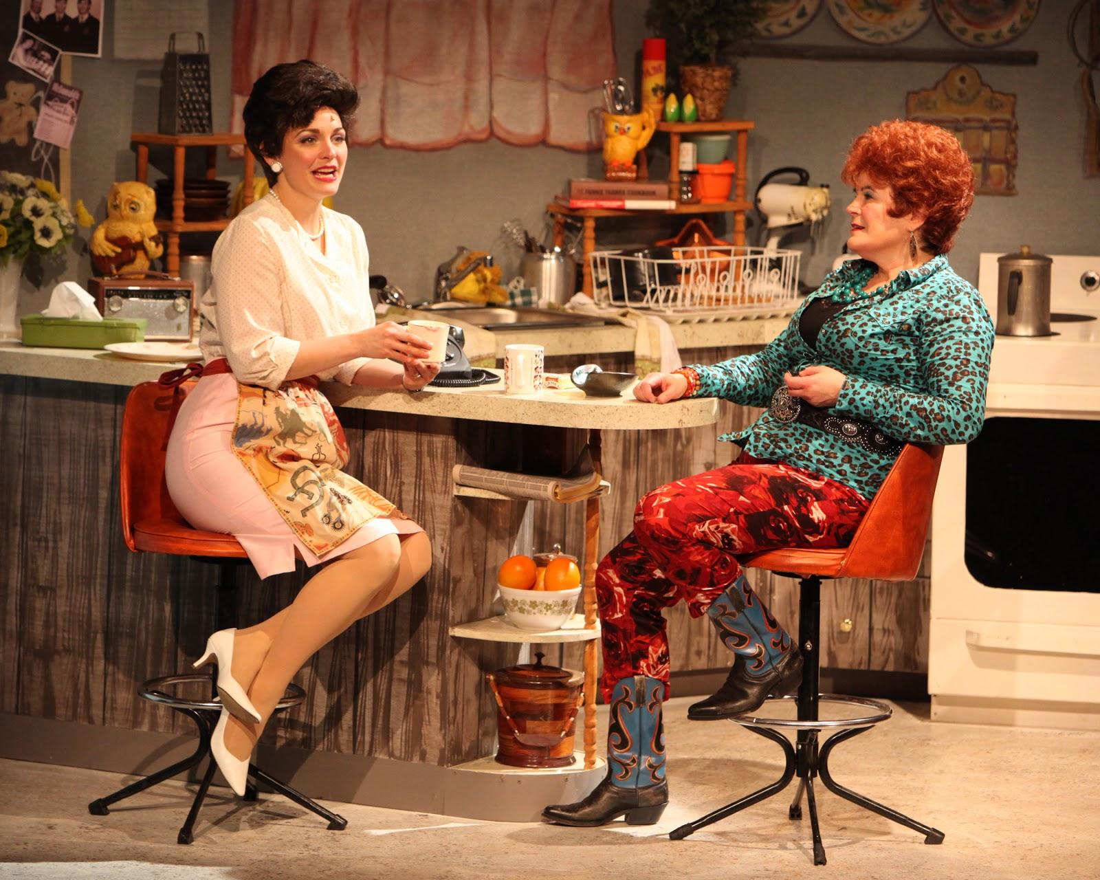 Westside Theatre Reviews Crazy About Always Patsy Cline