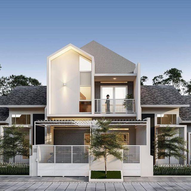 desain rumah minimalis beserta denahnya