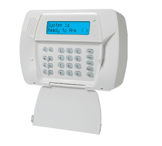 Alarm security system wireless