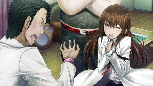 TEINS;GATE: My Darling's Embrace Visual Novel Free Download