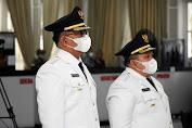 Gubernur Sumut Lantik Dolly - Rasyid Sebagai Bupati/Wakil Bupati Tapsel