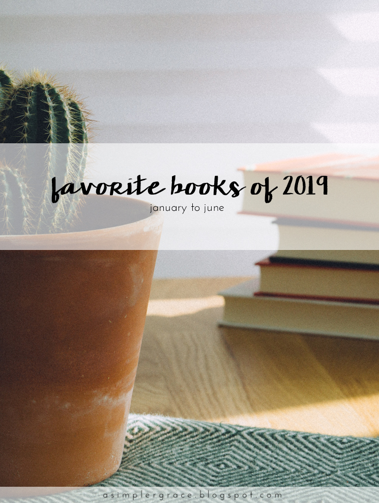 A list of the books that rocked my world in the first half of 2019. #books #amreading