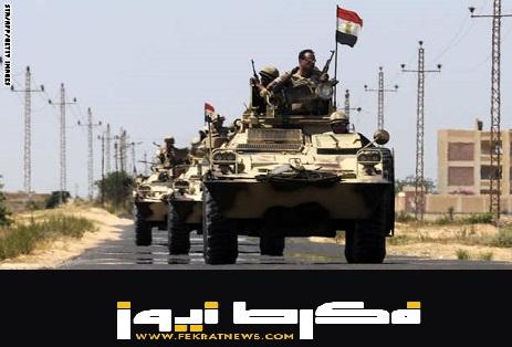 تفجيرات إرهابية في سيناء واستشهاد 18 من أفراد الشرطة