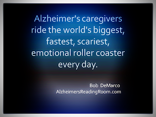 The Alzheimer's Roller Coaster - Alzheimer's Reading Room