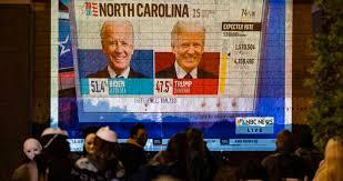 Así van los resultados de las elecciones presidenciales en EE.UU.