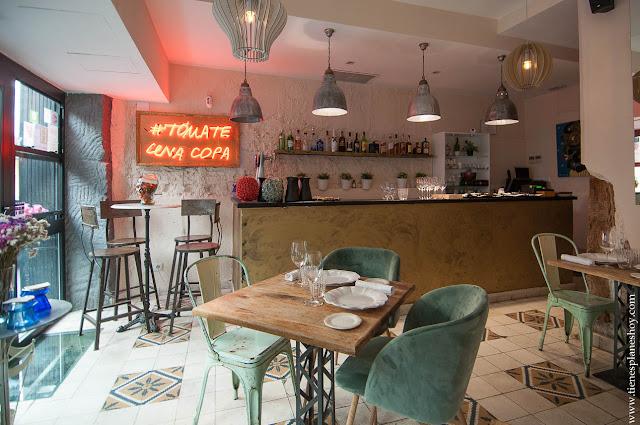 Restaurante Medusa Malasaña Madrid
