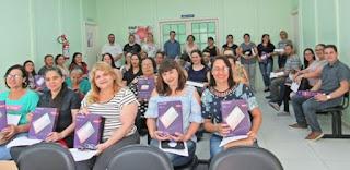 Prefeitura de Miracatu entrega tablets para os Agentes Comunitários de Saúde